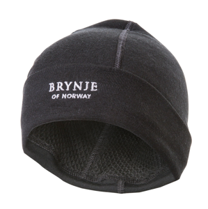 Brynje of Norway Čepice Brynje Arctic hat Velikost: S-M / Barva: černá