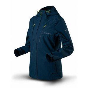 Dámská zimní bunda Trimm INTENSA Velikost: XXXL / Barva: tmavě modrá