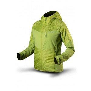 Dámská bunda Trimm Zena Velikost: M / Barva: lime/green