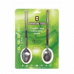 Hotové jídlo Adventure Food Adventure Lžička 2x Barva: stříbrná