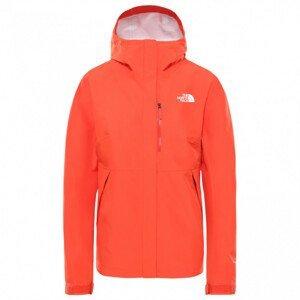 Dámská bunda The North Face W Dryzzle Futurelight Jacket Velikost: L / Barva: oranžová
