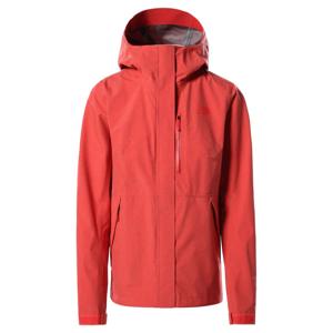 Dámská bunda The North Face W Dryzzle Futurelight Jacket Velikost: L / Barva: červená