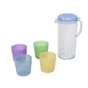 Džbánek na limonádu Bo-Camp Lemonade Can 4 Barva: multicolor