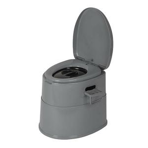 Toaleta Bo-Camp Portable Toilet Compact 7 Barva: šedá