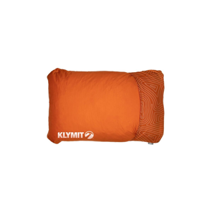 Polštářek Klymit Drift Car Camp Pillow Regular Barva: oranžová