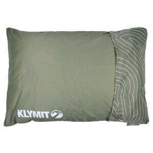 Polštářek Klymit Drift Car Camp Pillow Regular Barva: zelená
