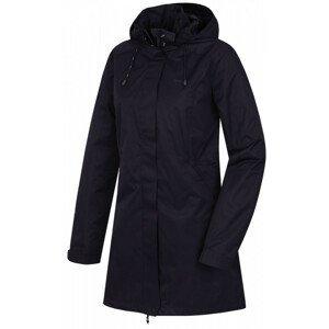 Dámský kabát Husky Nut L Velikost: L / Barva: fialová/černá