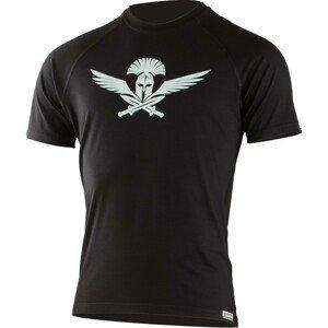 Pánské funkční triko Lasting Warrior Velikost: XXL / Barva: černá