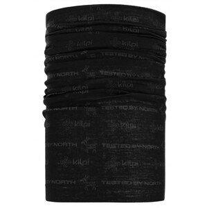 Šátek Kilpi Darlin U Barva: černá