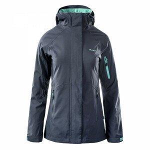 Dámská bunda Elbrus Makari wo's Velikost: M / Barva: tmavě modrá