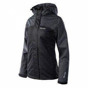Dámská bunda Hi-Tec Lady Monsa II Velikost: L / Barva: černá