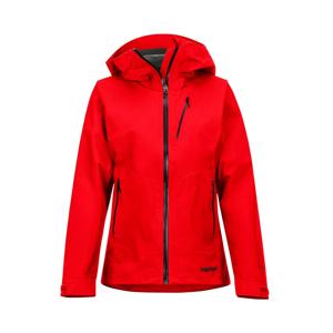 Dámská bunda Marmot Wm's Knife Edge Jacket Velikost: S / Barva: červená