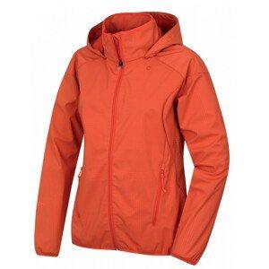 Dámská bunda Husky Sally L Velikost: S / Barva: oranžová