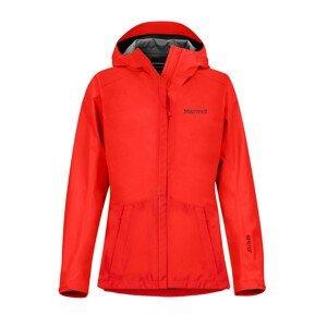 Dámská bunda Marmot Wm's Minimalist Jacket Velikost: L / Barva: červená