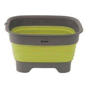 Mísa na mytí Outwell Collaps Wash Bowl with drain Barva: zelená