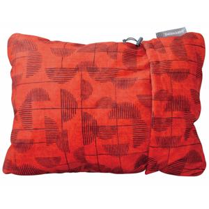 Therm-a-Rest Polštář Thermarest Compressible Pillow, Large Barva: červená