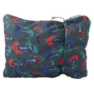 Polštář Therm-a-Rest Compressible Pillow, Large Barva: zelená/červená