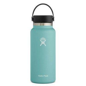 Láhev Hydro Flask Wide Mouth 32 oz (946 ml) Barva: tyrkysová
