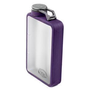 Placatka GSI Outdoors Boulder Flask 6 Barva: fialová