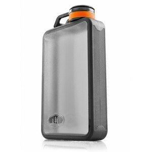 Placatka GSI Outdoors Boulder Flask 10 Barva: černá
