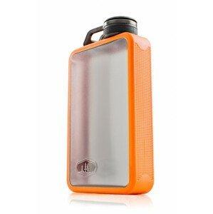 Placatka GSI Outdoors Boulder Flask 10 Barva: oranžová