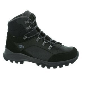 Pánské boty Hanwag Banks GTX Velikost bot (EU): 45 / Barva: černá/šedá