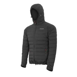 Péřová bunda Pinguin Summit Lady Jacket Barva: černá
