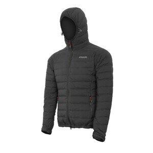 Péřová bunda Pinguin Summit Lady Jacket Velikost: S / Barva: černá