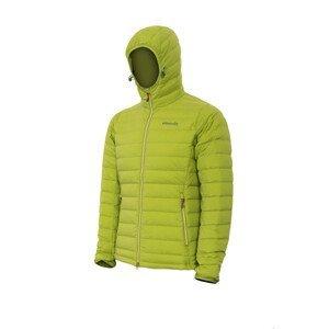 Péřová bunda Pinguin Summit Lady Jacket Velikost: M / Barva: žlutá