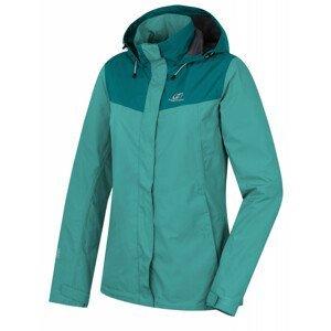 Dámská bunda Hannah Balmain II Velikost: S / Barva: modrá