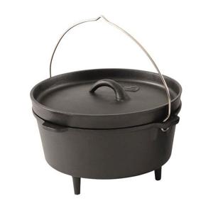 Kotlík Robens Carson Dutch Oven 4.3L Barva: černá