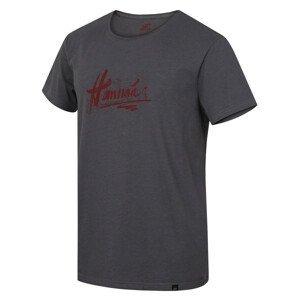 Pánské triko Hannah Garbo Velikost: M / Barva: šedá