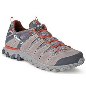 Pánské boty Aku Alterra Lite GTX Velikost bot (EU): 41,5 / Barva: šedo/červený