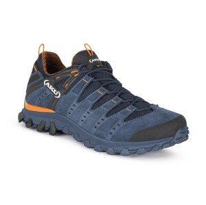 Pánské boty Aku Alterra Lite GTX Velikost bot (EU): 42 / Barva: modrá/oranžová