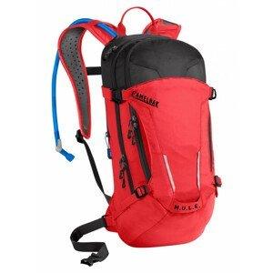 Cyklistický batoh Camelbak Mule Barva: červená/černá