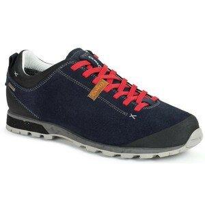 Pánské boty Aku Bellamont Suede GTX Velikost bot (EU): 48 / Barva: modrá/červená
