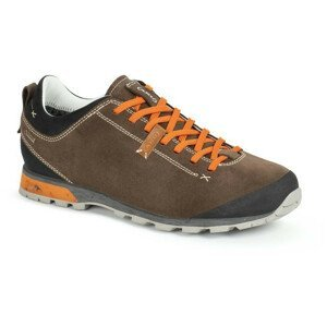 Pánské boty Aku Bellamont Suede GTX Velikost bot (EU): 42 / Barva: oranžová/béžová