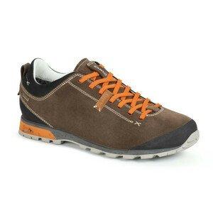 Pánské boty Aku Bellamont Suede GTX Velikost bot (EU): 44,5 / Barva: oranžová/béžová