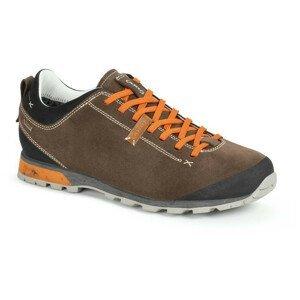 Pánské boty Aku Bellamont Suede GTX Velikost bot (EU): 42,5 / Barva: oranžová/béžová