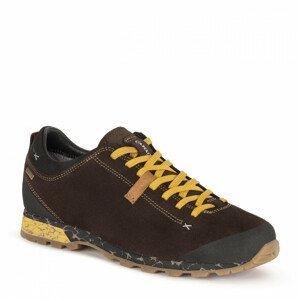 Pánské boty Aku Bellamont Suede GTX Velikost bot (EU): 42,5 / Barva: hnědá/oranžová