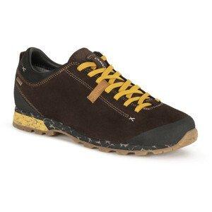 Pánské boty Aku Bellamont Suede GTX Velikost bot (EU): 46 / Barva: hnědá/oranžová