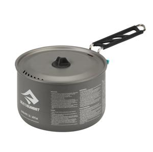 Hrnec Sea to Summit Alpha Pot 1.2L Barva: šedá