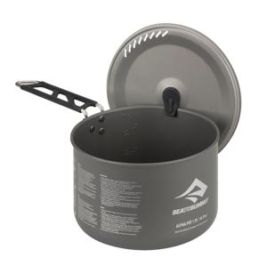 Hrnec Sea to Summit Alpha Pot 1.9L Barva: šedá