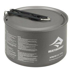 Hrnec Sea to Summit Alpha Pot 2.7L Barva: šedá