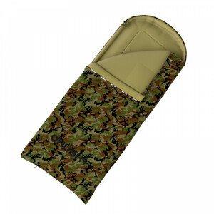 Spacák Husky Quilted Gizmo Army -5°C Barva: zelená
