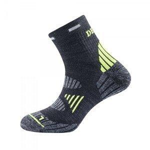 Ponožky Devold Energy Ankle sock Velikost ponožek: 41-43 / Barva: tmavě šedá