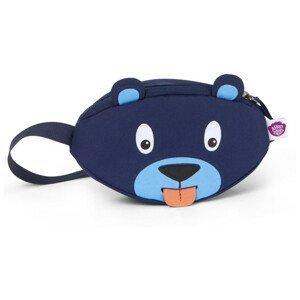 Dětská ledvinka Affenzahn medvěd Bobo Barva: modrá
