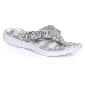 Dámské žabky Loap Auletta Velikost bot (EU): 37 / Barva: šedá