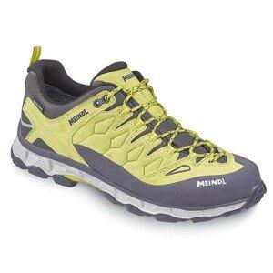 Pánské boty Meindl Lite Trail GTX Velikost bot (EU): 46,5 / Barva: žlutá