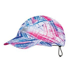 Kšiltovka Buff Pack Run Cap R-Sural Multi Barva: bílá/růžová